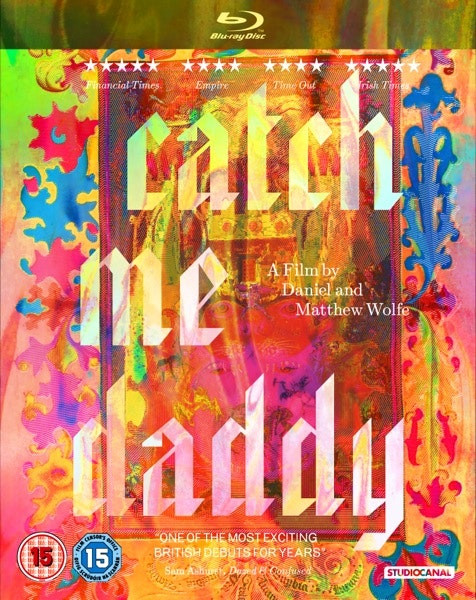 CATCH ME DADDY prize bundle sweepstakes