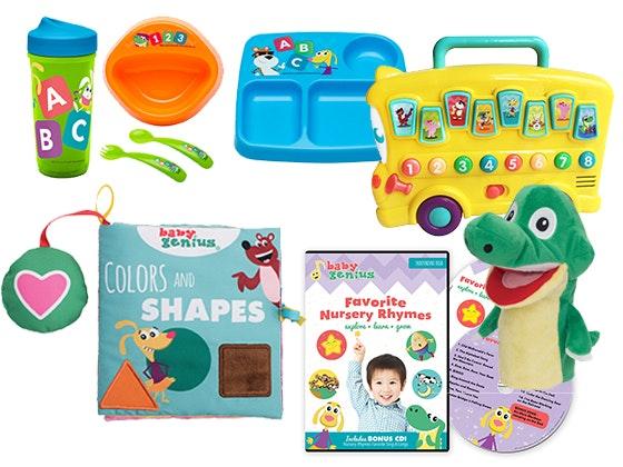 Baby genius giveaway