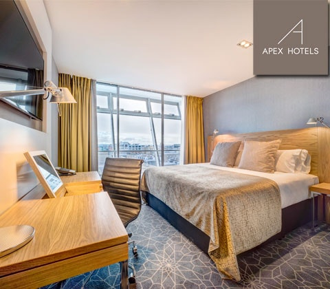 Apex City of Glasgow Hotel sweepstakes