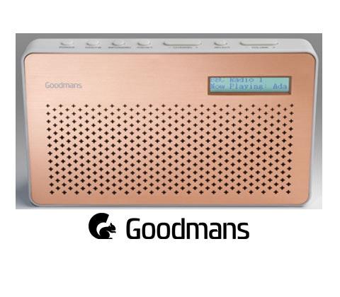 Goodmans Canvas Radio sweepstakes