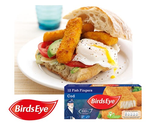 Win 2 x Year's supply of Fish Fingers sweepstakes
