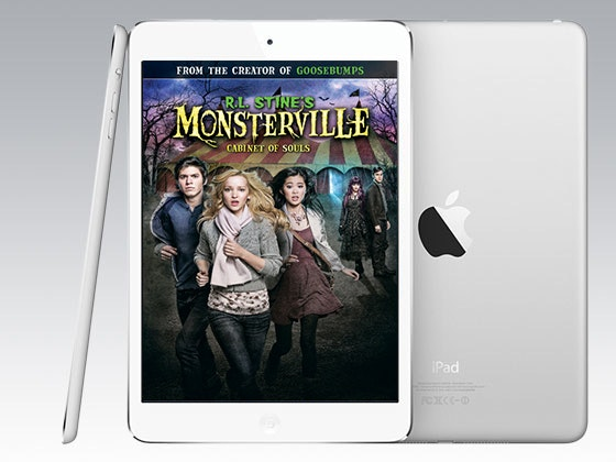 Monsterville ipad giveaway
