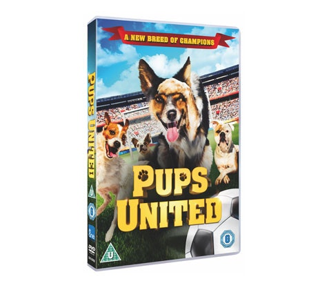 Pups United DVD sweepstakes