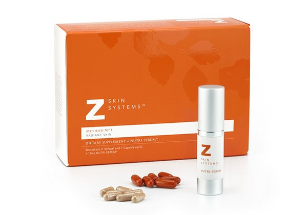 Zss skincare prize package