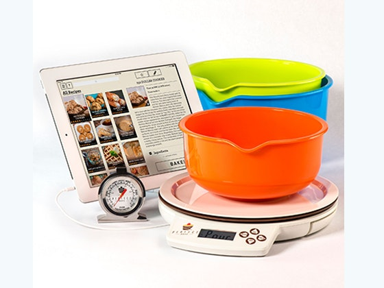 Saturday night sweeps 11 07 15 enter for a chance to win for Perfect bake scale system
