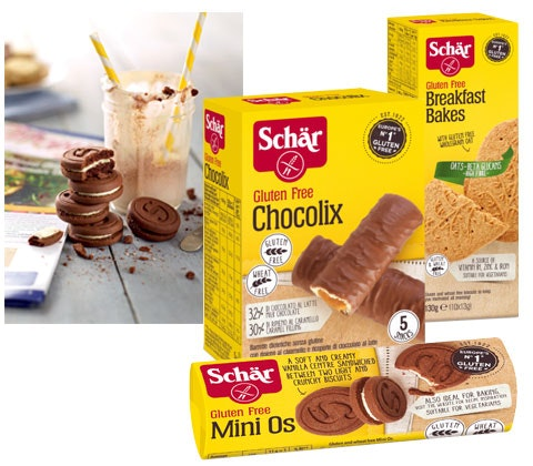 Win 5 x Schär hampers and £50 vouchers sweepstakes