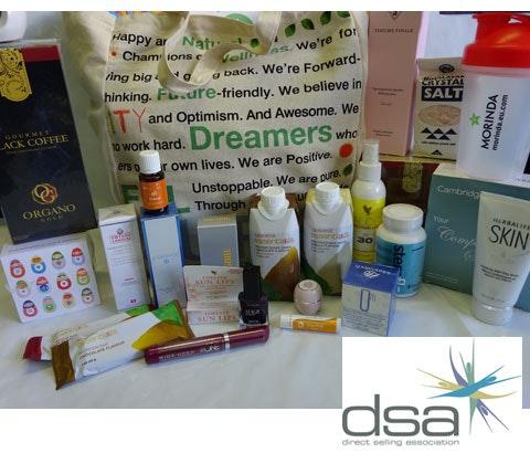 Win a £250 DSA Goody Bag sweepstakes