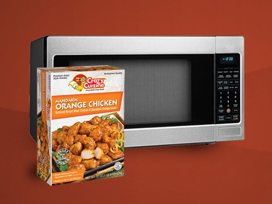 Crazy Cuizine Prize Package with Microwave sweepstakes