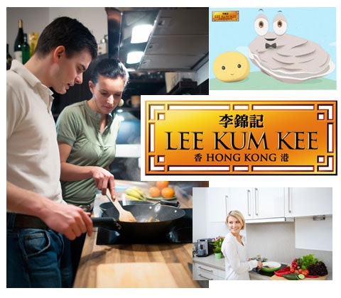 Lee Kum Kee Europe sweepstakes