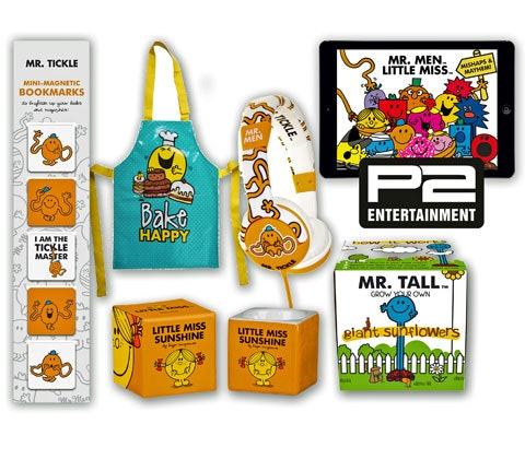 Mr. Men sweepstakes