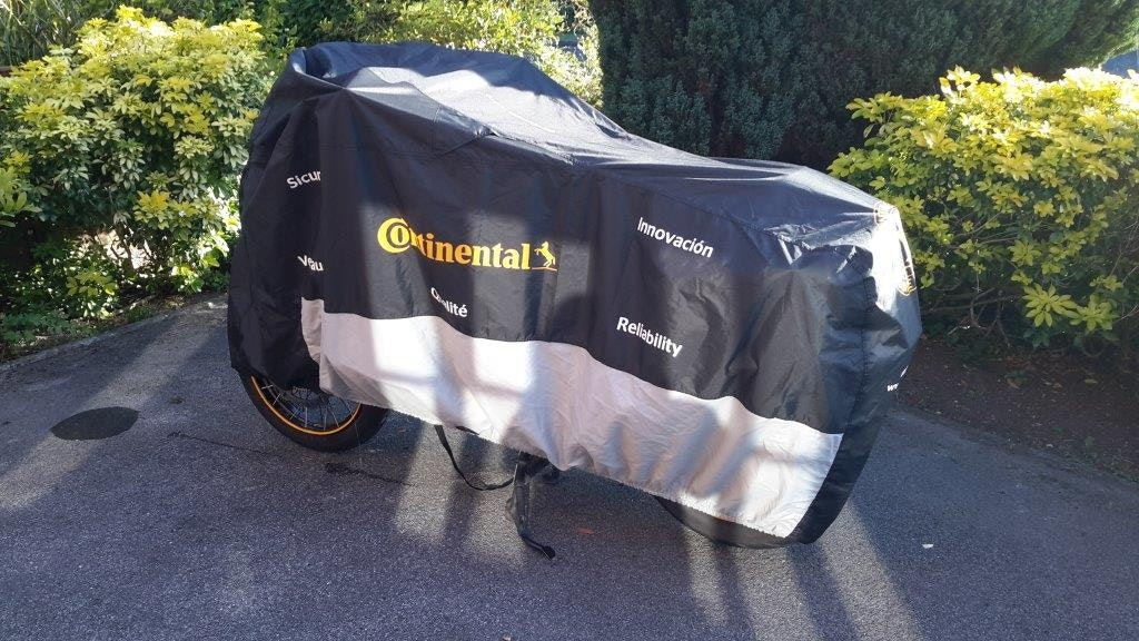 Cover up with Conti Bike Cover sweepstakes