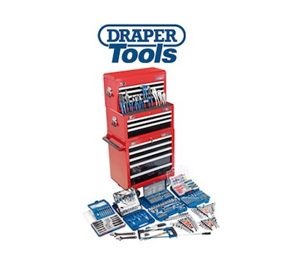 DRAPER DELUXE TOOL KIT sweepstakes