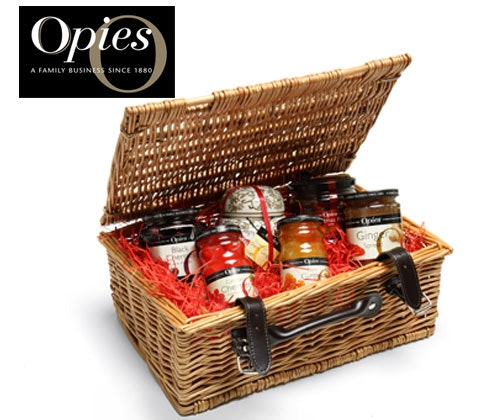 Win 5 x Opies Baking Hampers sweepstakes