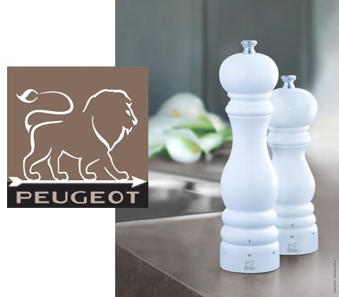 Win Peugeot salt and pepper mills sweepstakes