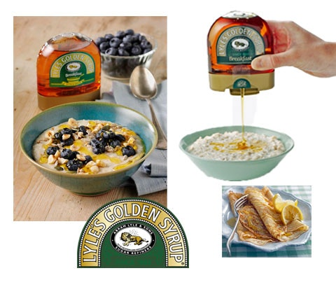Lyle's Golden Syrup sweepstakes