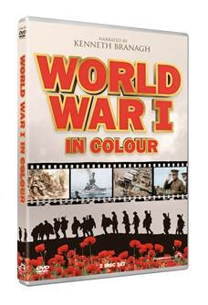 World War I In Colour  sweepstakes