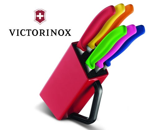 Win 2 x Victorinox steak knife cutlery blocks sweepstakes