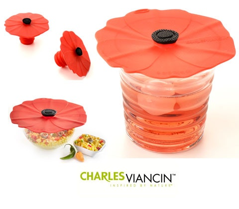 Win 2 x Charles Viancin Poppy Collection sets sweepstakes