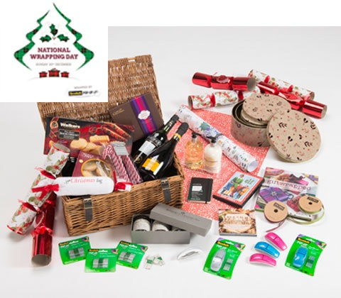 Win Christmas hamper & £300 in shopping vouchers sweepstakes