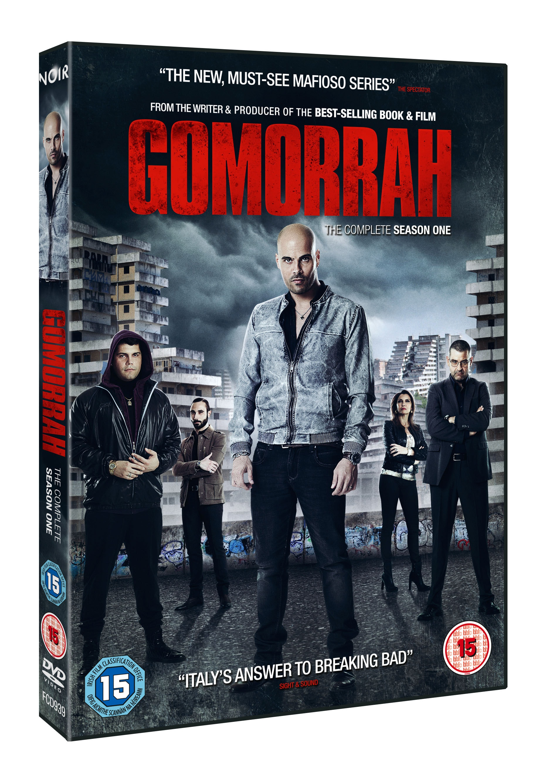 Gomorrah sweepstakes