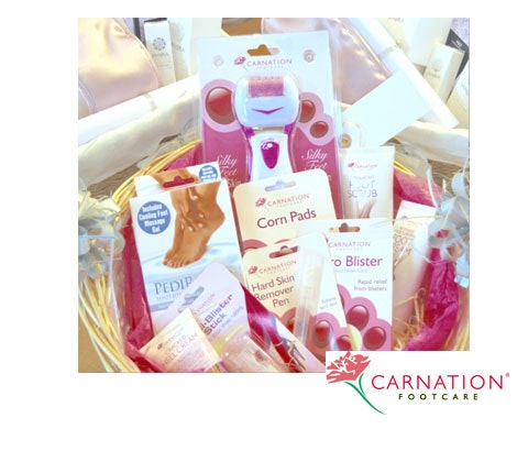 Carnation Footcare Hamper sweepstakes