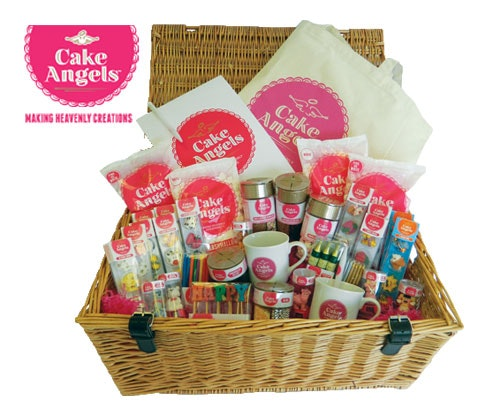 Cake Angels Hamper sweepstakes