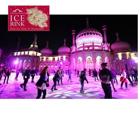 Royal Pavilion Ice Rink sweepstakes
