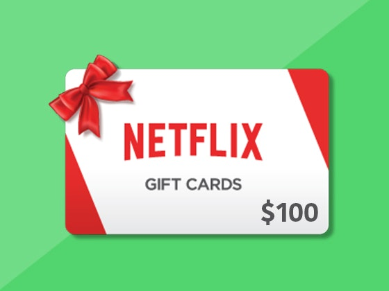 $100 Netflix Gift Card from Care Bears sweepstakes