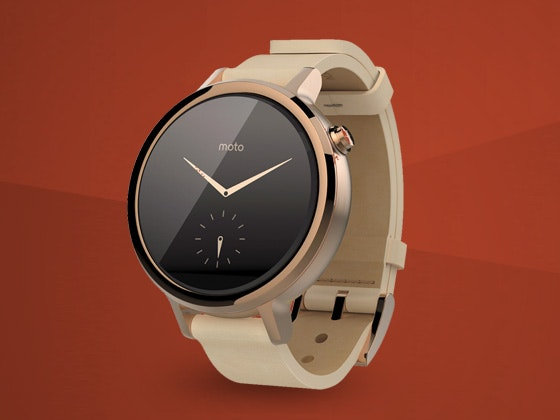 Moto 360 Smart Watch sweepstakes