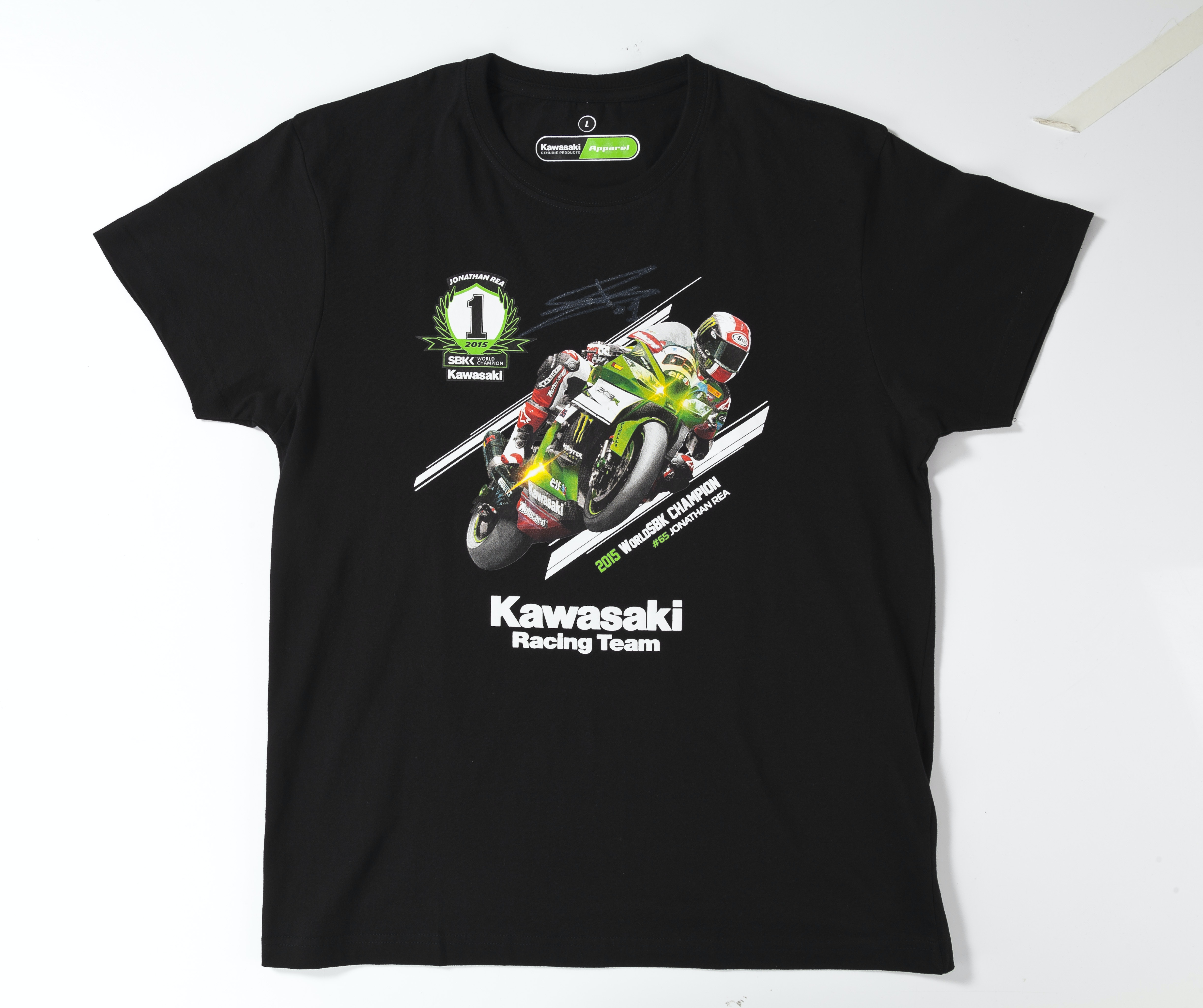 Win a signed t-shirt from 2015 WSB Champ sweepstakes