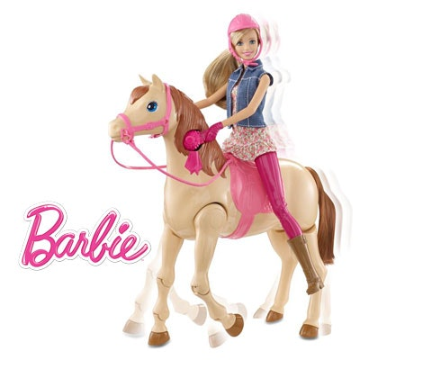 Barbie Saddle 'N Ride Horses sweepstakes