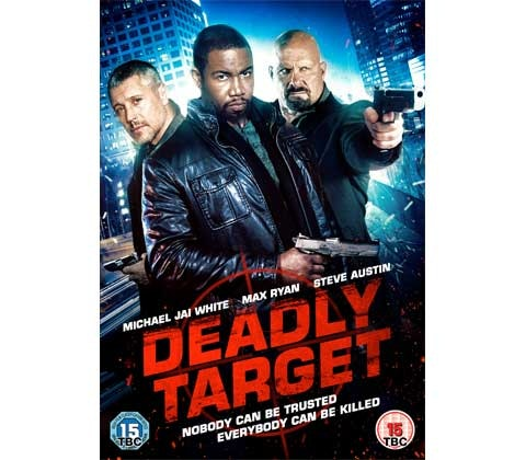 Deadly Target sweepstakes