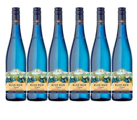 Win 10 x Cases of Blue Nun Original Tradition Wine sweepstakes