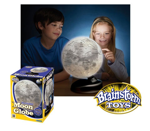 Illuminated Moon Globes sweepstakes