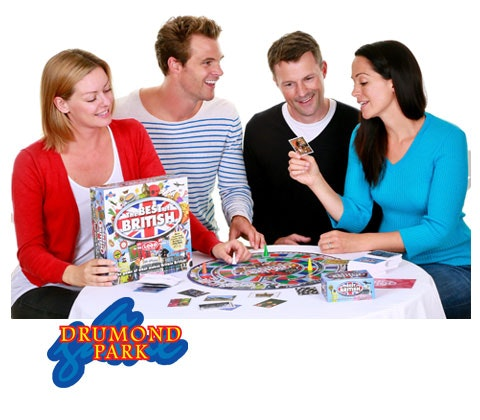 The Best of British Games sweepstakes