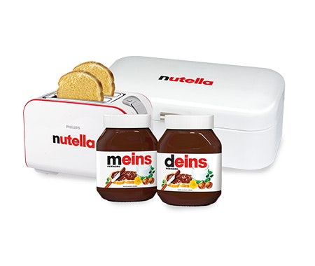 Nutella probierpaket gewinnen