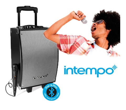 Intempo Speakers sweepstakes