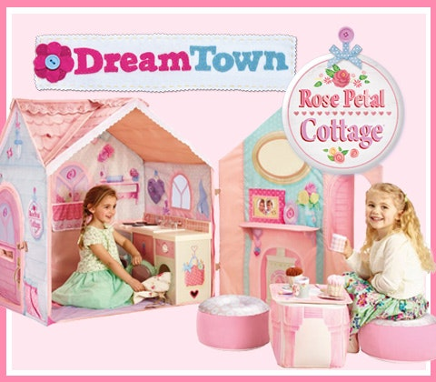 Rose Petal Cottage playhouse sweepstakes