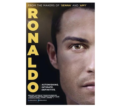 an autographed film poster of RONALDO  sweepstakes