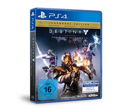 Activision verlost Spiele für PS4 Gewinnspiel