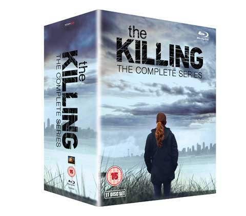 The Killing The Complete Series sweepstakes