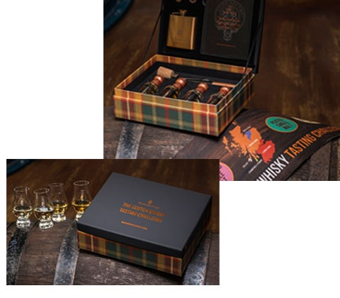 Scotch Whisky Tasting Challenge sweepstakes