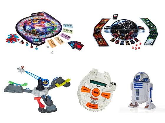 Hasbro Star Wars set sweepstakes