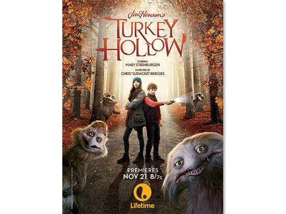 Turkey hollow giveaway