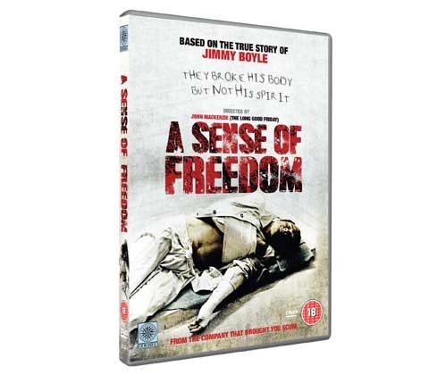 A Sense Of Freedom DVD sweepstakes