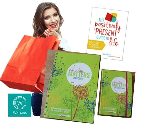 Positivity Books sweepstakes