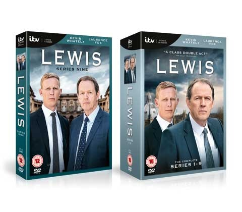 Lewis DVDs sweepstakes