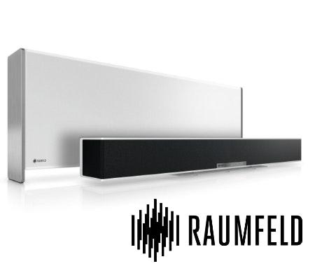Raumfeld Soundbar mit Subwoofer Gewinnspiel