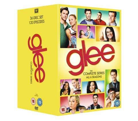Glee DVD sweepstakes