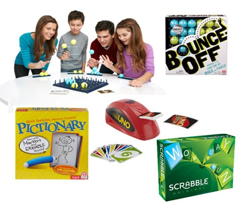 Mattel Games sweepstakes